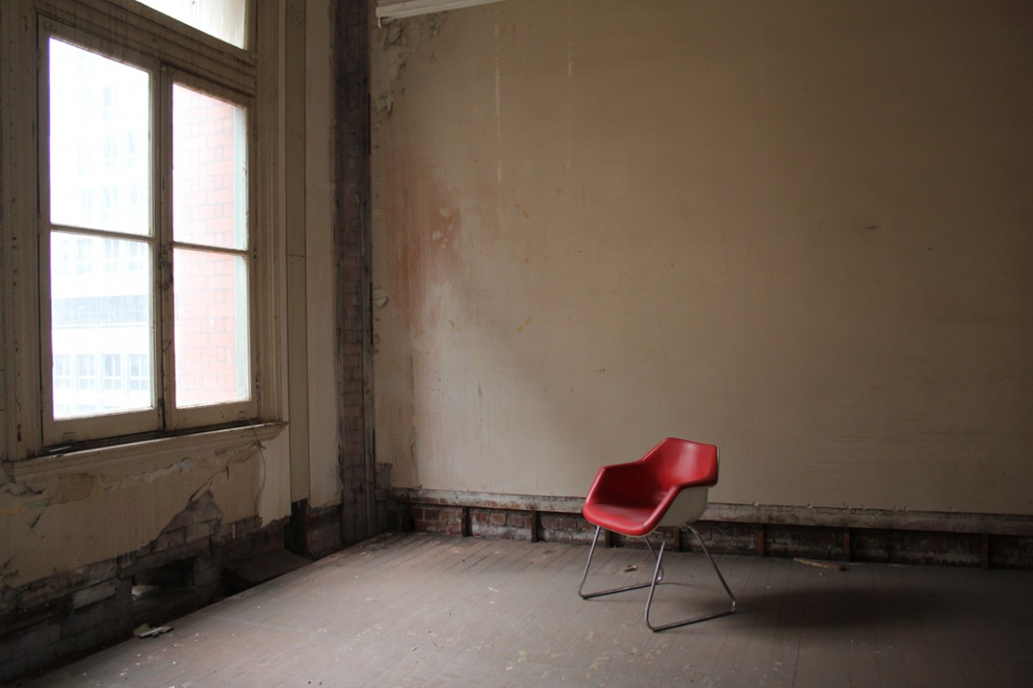 14. flinders_red_chair_2012